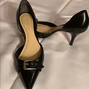 Ann Taylor pointy toe heels